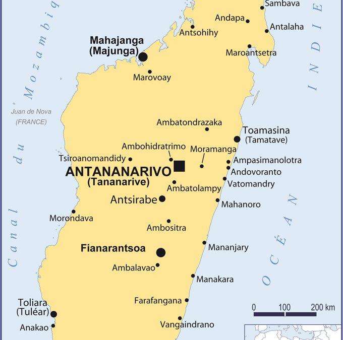 Call center Madagascar