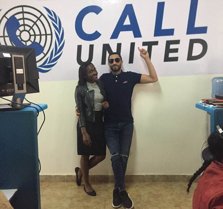 Call United Cameroun se veut une major en terme de Call center francophone, et même bilingue.