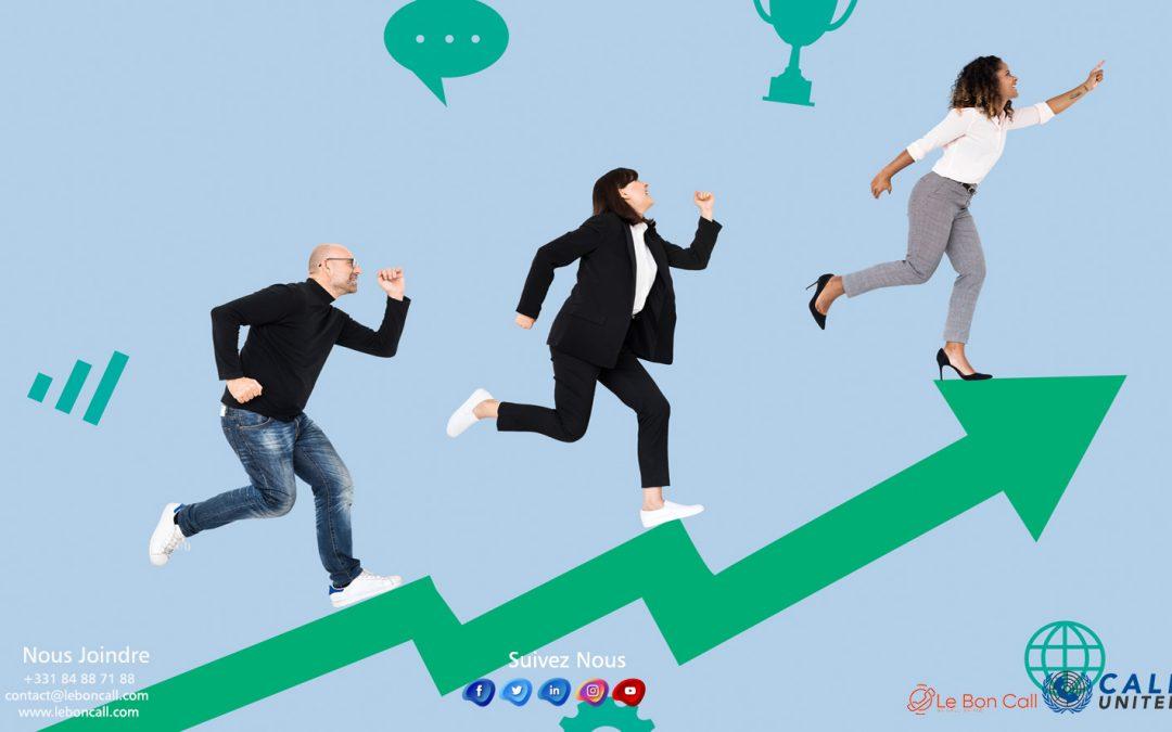 Call center: Vos 05 étapes pour faire des clients heureux.